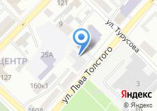 Компания «Эталострой» на карте