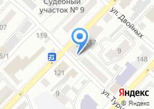 Компания «Мрамор» на карте