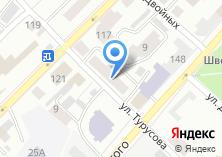 Компания «Азбука комфорта» на карте