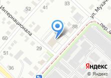 Компания «Отдел Военного комиссариата Алтайского края по г. Бийску и Бийскому району» на карте