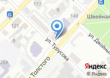 Компания «Ленинградский» на карте