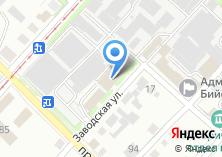 Компания «Алтайвитамины» на карте