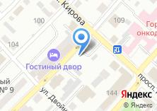 Компания «Автостоянка» на карте