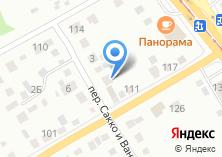 Компания «Раздолбай-Сервис» на карте