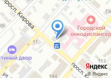 Компания «Алекс-К» на карте