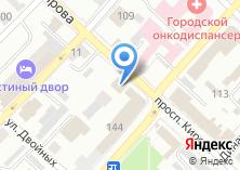 Компания «Следственный отдел по г. Бийску Следственного Управления Следственного комитета РФ по Алтайскому краю» на карте