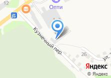 Компания «ТрейдТрансЛогистик» на карте