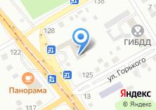 Компания «Импокар Плюс» на карте