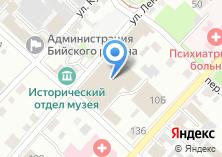 Компания «Бельетаж» на карте