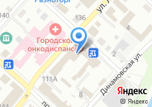 Компания «Уцененные товары» на карте