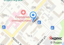 Компания «Электромонтажпроект» на карте