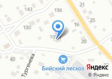 Компания «Стройтехресурс» на карте