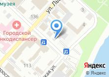 Компания «АвтоХэлп» на карте