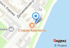 Компания «Свадебный город» на карте