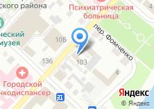 Компания «Лежебока» на карте