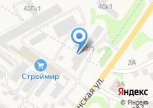 Компания «Алтайагротехника» на карте