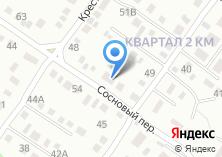 Компания «Экскорт» на карте