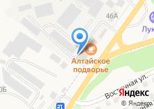 Компания «Угриничъ» на карте
