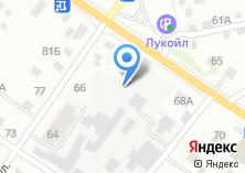 Компания «TOTAL АВТО» на карте