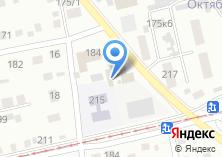 Компания «Отдел полиции Заречье» на карте
