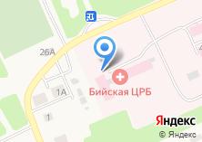 Компания «Росгосстрах-Алтай-Медицина» на карте