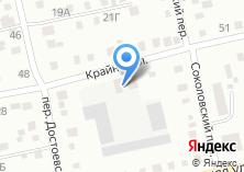 Компания «Логосиб» на карте