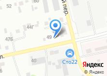 Компания «На Дальней» на карте