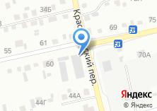 Компания «Юридический кабинет Рожнева А.В» на карте