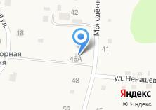 Компания «Универсальный магазин №8» на карте