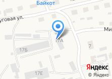 Компания «Ариадна-Сибирь» на карте