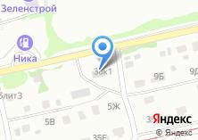 Компания «Молот» на карте