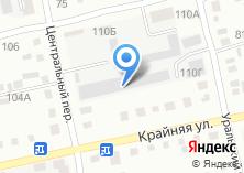 Компания «Крыша» на карте