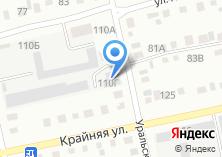 Компания «Аргон» на карте