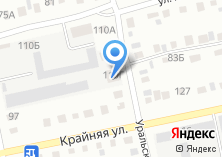 Компания «Магазин сантехники и электротехнической продукции» на карте