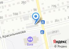 Компания «От А до Я» на карте