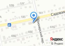 Компания «Алтайское масло» на карте