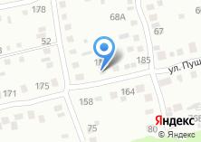 Компания «Бийский трикотаж» на карте