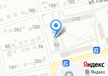 Компания «ПОЛИСНАБ, ТПК» на карте