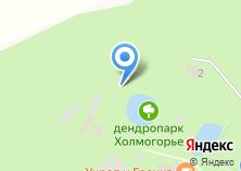 Компания «Цветущая долина» на карте