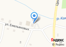 Компания «Раздолье-2» на карте