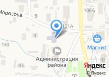 Компания «Алтайская детская школа искусств» на карте