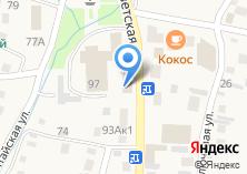 Компания «Лариаль» на карте