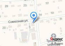 Компания «Чибис» на карте