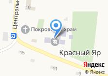 Компания «Красноярская средняя общеобразовательная школа» на карте