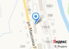 Компания «Мир Обоев» на карте