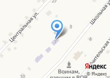Компания «Малочергинская основная общеобразовательная школа» на карте