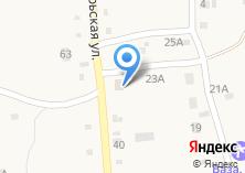 Компания «Айна» на карте