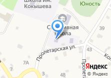 Компания «Елочка детский сад» на карте