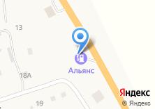 Компания «Кику» на карте