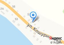 Компания «Георгиевская» на карте